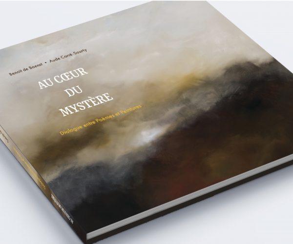 Couverture du livre Au coeur du Mystère d'Aude Carré-Sourty et Benoit de Baenst