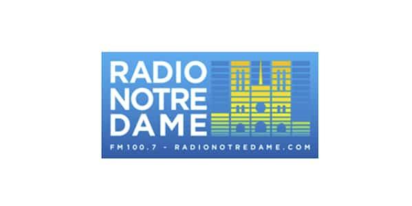 interview Radio Notre Dame de Aude Carré-Sourty, Au coeur du Mystère